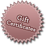 Bellingham Massage Gift Certificates